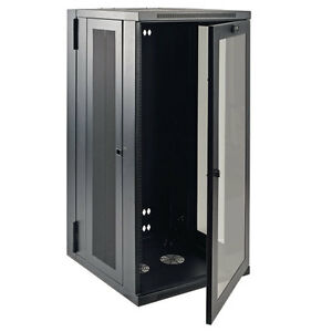 Tripp Lite 26U Wall-Mount Rack Enclosure Cabinet