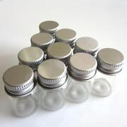 Glass Vials Screw Cap