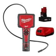 Milwaukee Inspection Camera