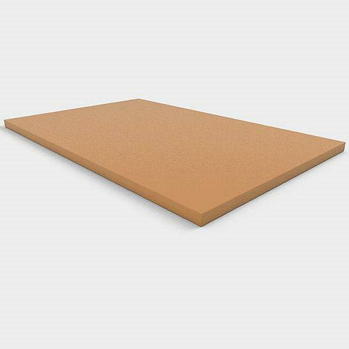 Memory foam mattress topper twin 4 ebay 4 memory foam mattress topper