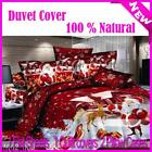 Christmas Quilt Cover