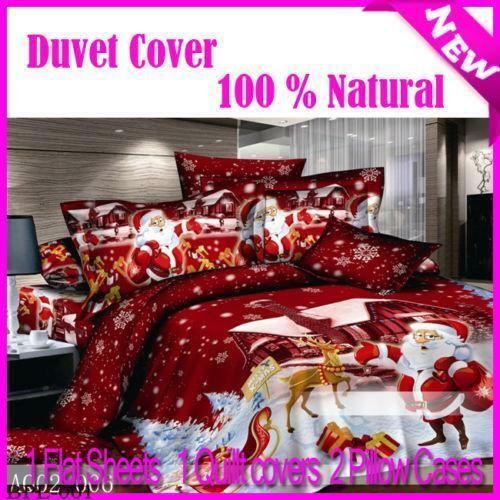 Christmas Duvet Cover | Xmas Bedding | eBay