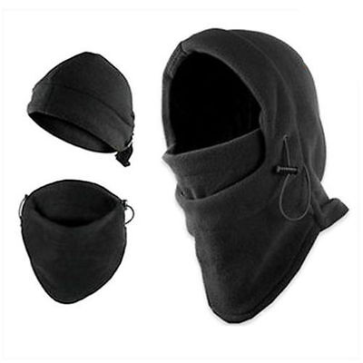 New Outdoor Camping Hiking Hat Survival Kit Knife Card Winter Ski Mask Beanie *