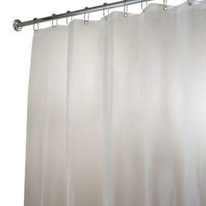 clear shower curtain ebay