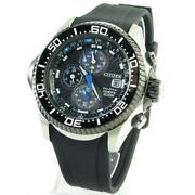 Mens Citizen Eco Drive Watch Promaster