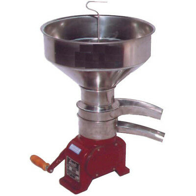 Milk Cream Hand Manual Centrifugal Separator 60 Lh Hand Operated