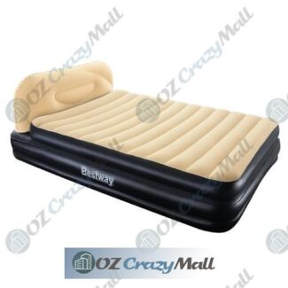 295kg Capacity Sturdy Queen Size Inflatable Bed