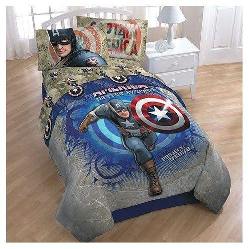 Captain America Sheets Ebay