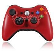 Xbox 360 Wireless Controller Red