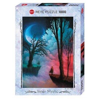 ANDY KEHOE - WORLDS APART - Heye Puzzle 29880 - 1000 Pcs.