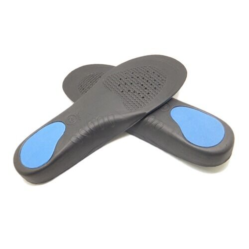 Orthopedic Orthotic EVA Insole Heel Shock Absorption Arch Foot Support Insole