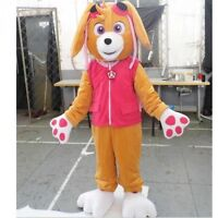 Mascot birthday party character packages