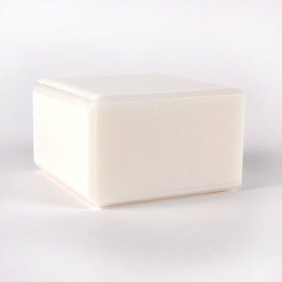GLYCERIN SOAP BASE WHITE BASE MELT AND POUR