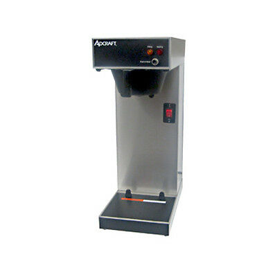 Adcraft Ub-289 3.8 Gallon Per Hour Single Thermal Server Coffee Brewer