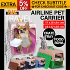 Plastic Dog Airline Carriers