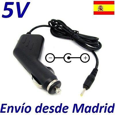 Cargador Mechero Coche 5V Tablet Infantil VideoJet KIDSPAD 3 Cable Alimentacion