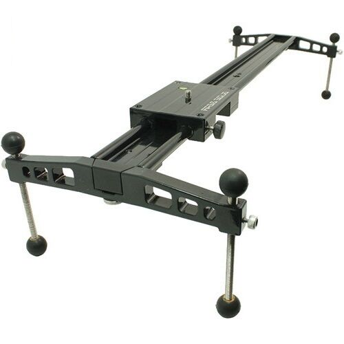 DEV 235 Glide Gear Video Camera Track Slider Tripod DSLR Rail Slide Stabilizer