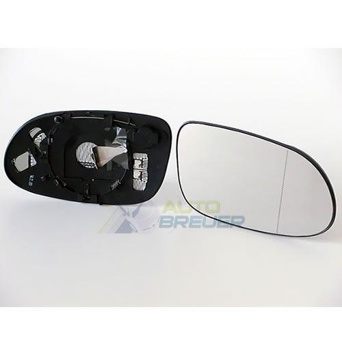 Spiegelglas Außenspiegel Glas heizbar Links paßt für MB W168 A-Klasse