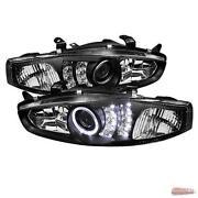 Mitsubishi Mirage Headlights