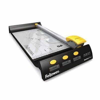 New Fellowes Neutron Plus 12 Inch Rotary Paper Trimmer - Free Shipping
