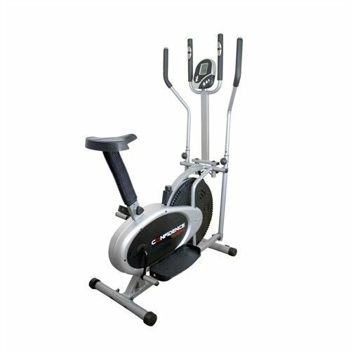 DTX Fitness Pro 2 in 1 Elliptical Cross Trainer Exercise Bike  Workout/Gym/Cardio (like new)   in Newington, Edinburgh   Gumtree