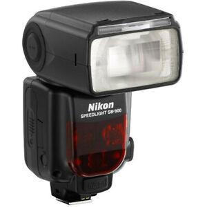 Nikon speedlights SB-900 (1), SB-800 (2)