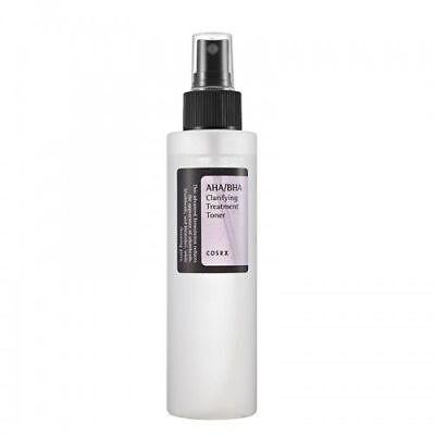 COSRX - AHA/BHA CLARIFYING TREATMENT TONER - 150 ml - PICKEL MITESSER PIGMENTE
