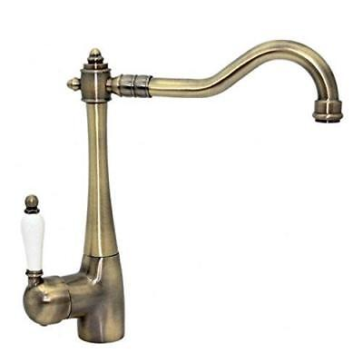 Ab Antique Bronze Kitchen Faucet - New Antique Bronze Brass Single Ceramic Lever Faucet Kitchen Sink Bowl Mixer Tap