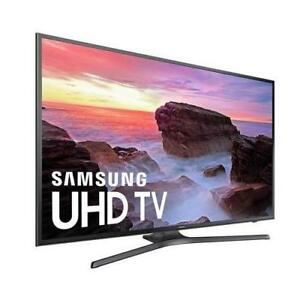 "LED 55"" UHD 4K Smart 2160P Samsung ( UN55MU6290 )"