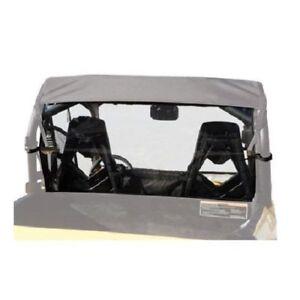 Tusk UTV Rear Back Window Can-Am COMMANDER 800 1000 2011-2015 dust stopper 800R