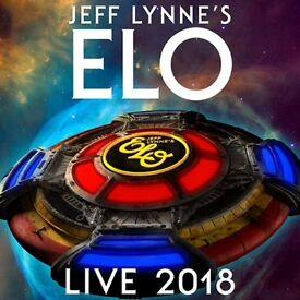 Jeff Lynne's ELO tickets SSE Hydro