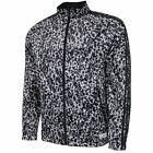 Track Jacket White Activewear Jackets for Men