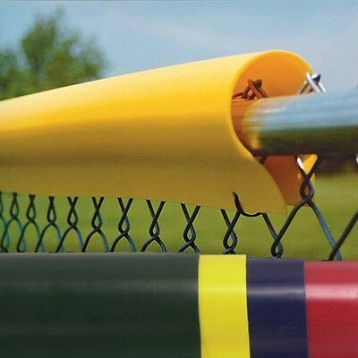 Saf-Top Fence Guard - Yellow