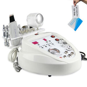 5IN1-ULTRASONIC-BIOMICROCURRENT-DIAMOND-DERMABRASION-MICRODERMABRASION-MACHINE