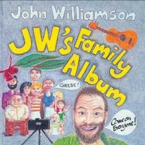 John Williamson - JW's Family Album [New CD]