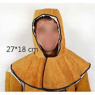 Welding Shoulder Pad Cap Head Breadth Cover Welder For Labor Heat Protection