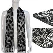 Mens Short Scarf