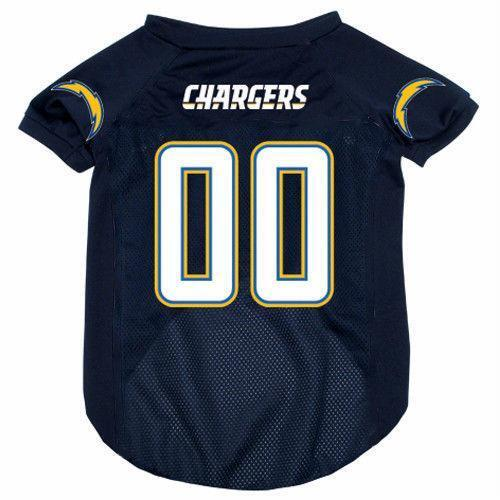 San Diego Chargers Bedding Sets: Chargers Dog Jersey