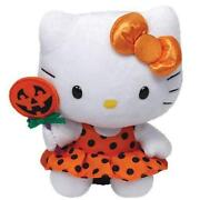 Ty Hello Kitty Halloween