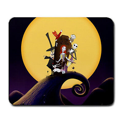 New Nightmare Before Christmas For Large Mousepad Mouse Pad Free Shipping