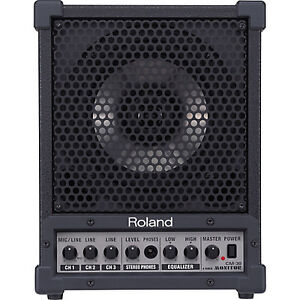 BRAND NEW - ROLAND CM-30 CUBE MONITOR + PEAVEY MIC/STAND PACKAGE
