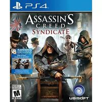 Assassin's Creed Syndicate PS4 (Brand new in box, never opened)
