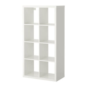 ikea cube biblioth que tag res dans grand montr al. Black Bedroom Furniture Sets. Home Design Ideas