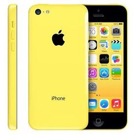 iPhone 5c Yellow 8GB Unlocked