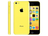 iPhone 5c Yellow 8GB Unlocked