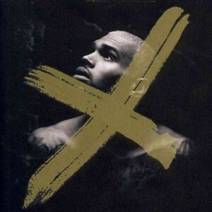 X [Clean Deluxe Version] by Chris Brown .CD..NEW & SEALED
