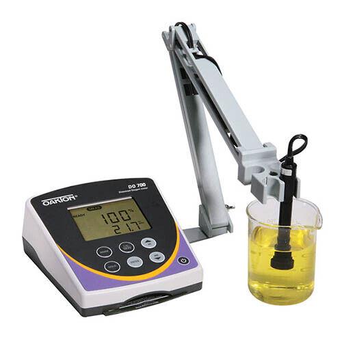 Oakton WD-35415-00 Eutech DO 700 Dissolved Oxygen Meter w/Probe, Stand