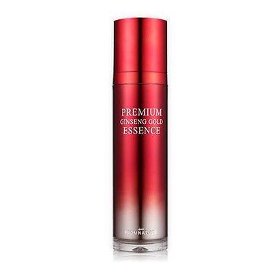From Nature Premium Ginseng Gold Essence 130ml Anti Aging Moisturizer K beauty