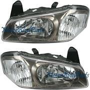 01 Nissan Maxima Headlights