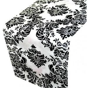 25 x Damask Chair sashes and 25 x Table Runners Cambridge Kitchener Area image 1